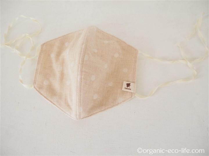清肌布の布マスク