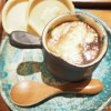 【上野】「うさぎやCAFE」のうさ志る古フロマージュとうさどらフレンチ焼き