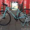 ビアンキのクロスバイク「ROMA(ローマ)」の2017年モデルを彼が買いました