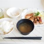 所沢市役所の食堂でお昼を食べました