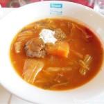 【高田馬場】ロシアレストラン「チャイカ」でトロイカ・セットを食べました