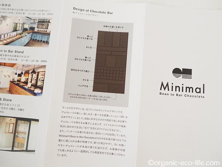 板チョコのデザイン