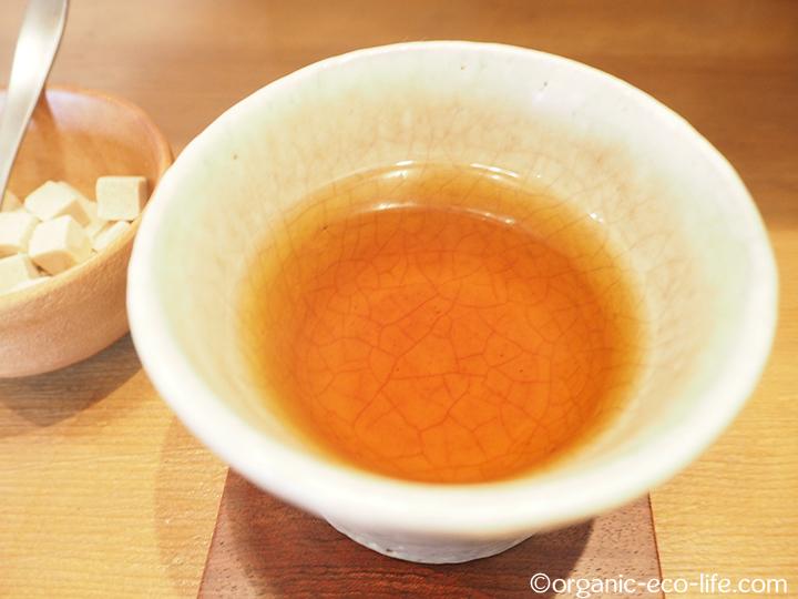 あんず紅茶