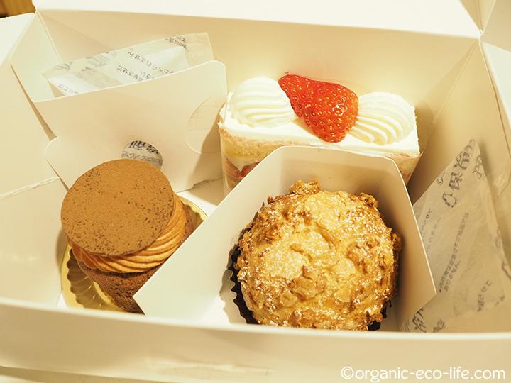 エーグルドゥースケーキ