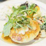 【北青山】オーガニックコスメブランドTHREEのカフェ「REVIVE KITCHEN」のヘルシーなランチ