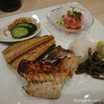【神谷町】「Vegi&Fish(ベジ&フィッシュ)」で焼き魚定食を食べました