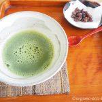 【佐原】「珈琲 遅歩庵(ちぶあん)いのう」で有機栽培の抹茶と田舎しるこを食べました