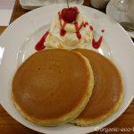 【赤坂】路地裏の人気店「ホットケーキパーラーFru-Full」でフルーツクリームホットケーキを食べました♪