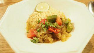 西荻窪の「食堂くしま」で季節の野菜がたっぷりのイタリア家庭料理を堪能しました