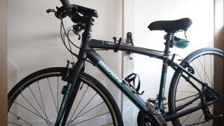 「ディアウォール専用中間ジョイント」で自転車ラックを作りました【DIY】