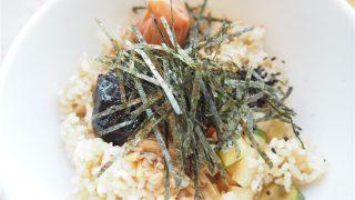 【六本木】ミッドタウンの「ukafe(ウカフェ)」でukake丼を食べました