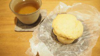 「ヴィーガンマフィン屋 七曜日」のマフィンで冷えとりお茶会