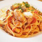 【白山】人気のイタリアン「こむぎこ」でボリュームたっぷりで美味しいパスタを食べました