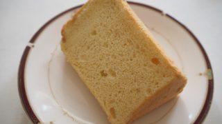 ホワイトデーに「Chiffon Cake Mums(シフォンケーキ ムムス)」のお菓子をもらいました