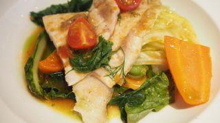 【三宿】お魚もおいしい「ラ・テール・メゾン」のランチ